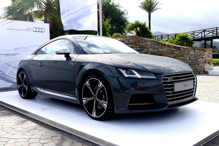 Audi TT Titelbild